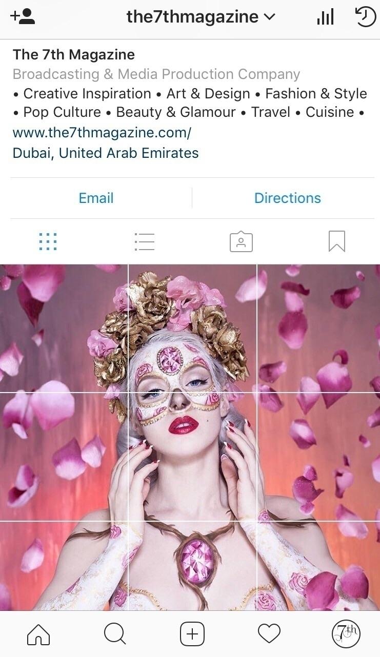 Follow Instagram - dubaistartup - 7sevenfold | ello