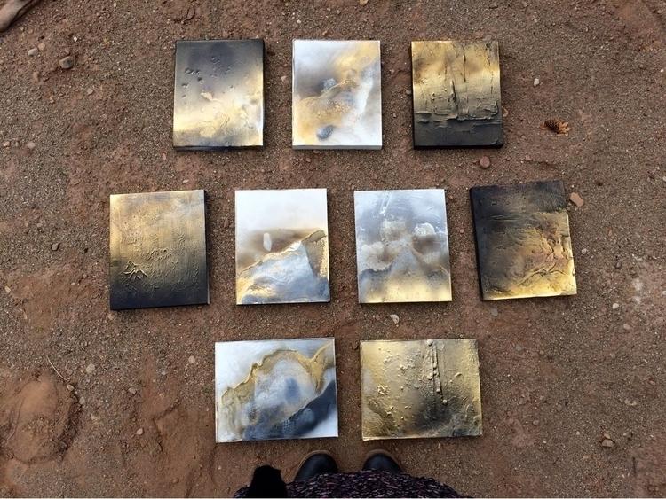 work drying - art, artwork, painting - milajones | ello