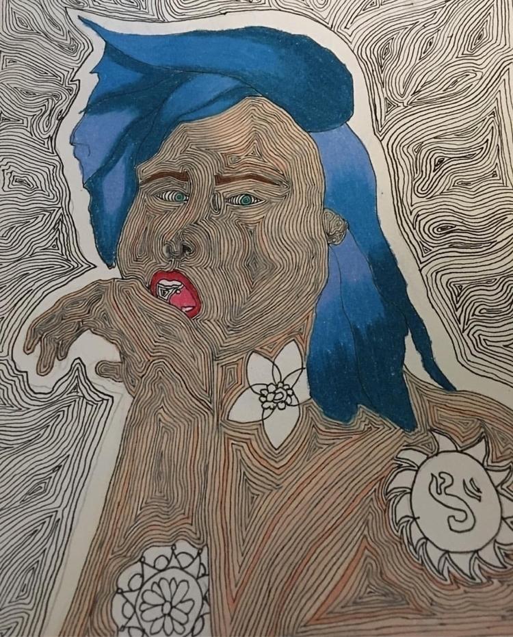 abstractart, abstractartist, abstractarts - never_sleep_sb | ello