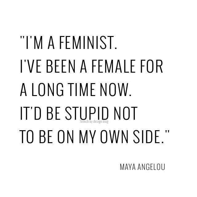 mayaangelou, feminist, girlpower - elementalvibes | ello