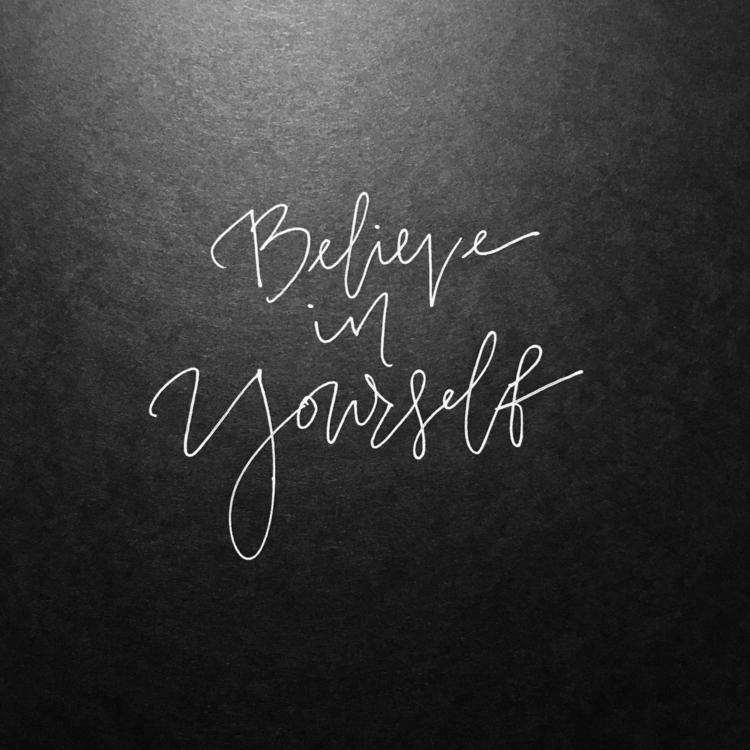 important. 🖤 - script, lettering - chickadeedixie   ello