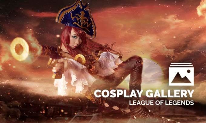 LOL fans, guys - cosplay, photography - wxzhuo | ello