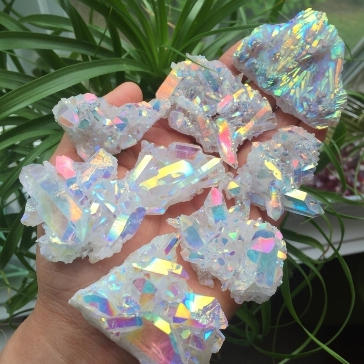 Angel aura days - crystals, angelaura - midnightauracrystals | ello