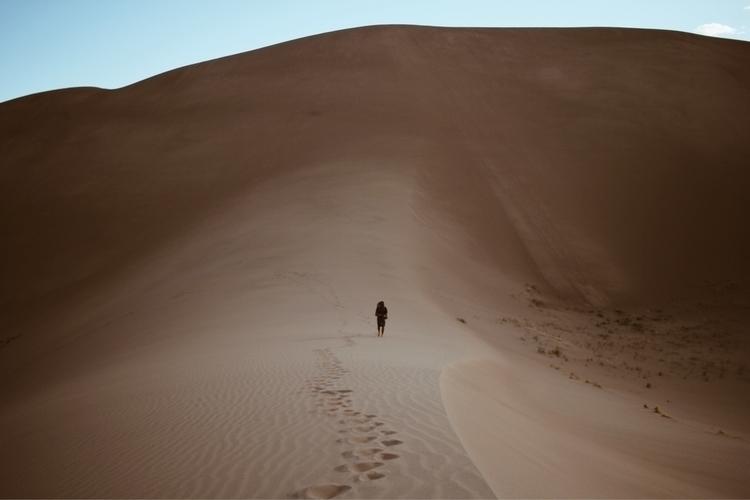 Great Sand Dunes National Park - tiffinyepiphany | ello