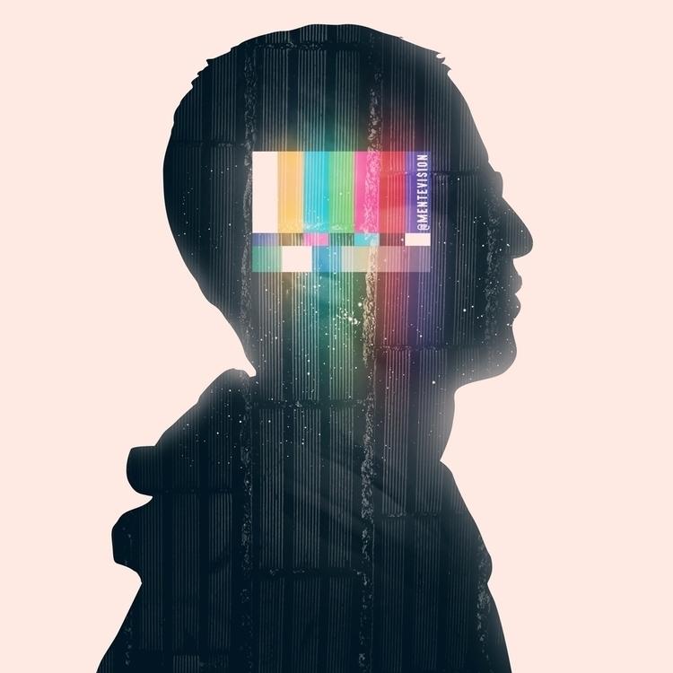 no_signal_1 - Mentevision, digitalgraphic - mentevision | ello