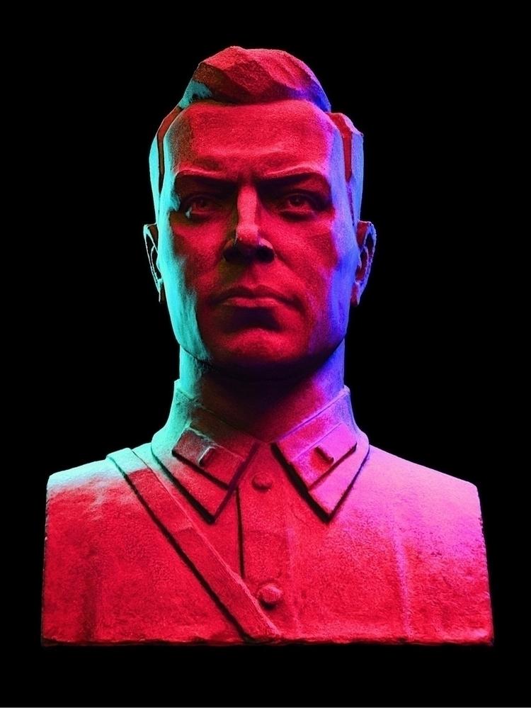Sculpture Viktor Lyagin, soviet - nicksushkevich | ello