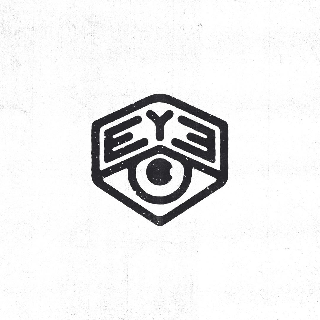 logo, branding, icon, elloart - charleypangus | ello