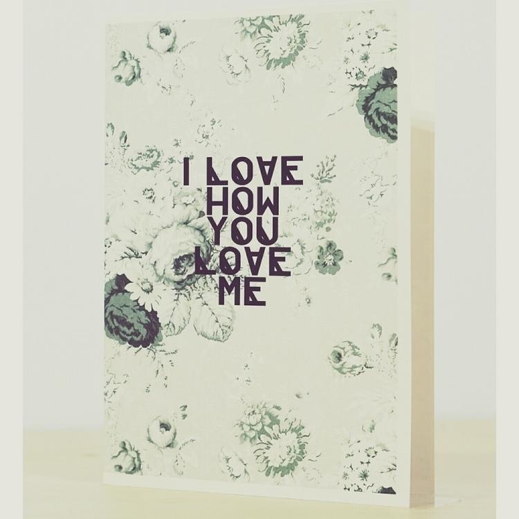 love - vintage, floral, greetingcards - vexl33t   ello