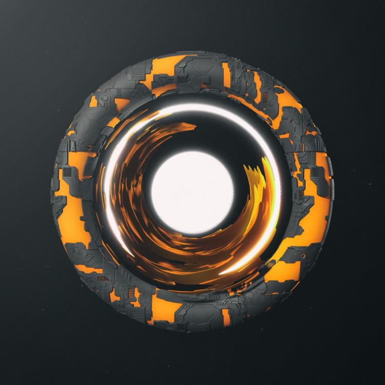 Sci-Fi Donut - dzajko | ello