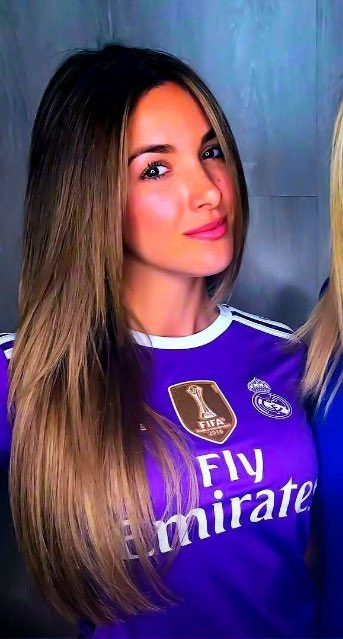 REAL MADRID GIRLS - footballchicas | ello