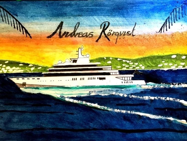 Art - Andreas Douglas Rörqvist - rorqvistgroup | ello