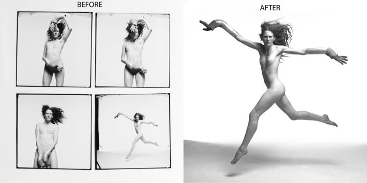 left polaroids shows working di - brunofournierphotographe   ello
