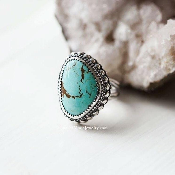 loving super cute tiered bezel  - thundermoonjewelry | ello