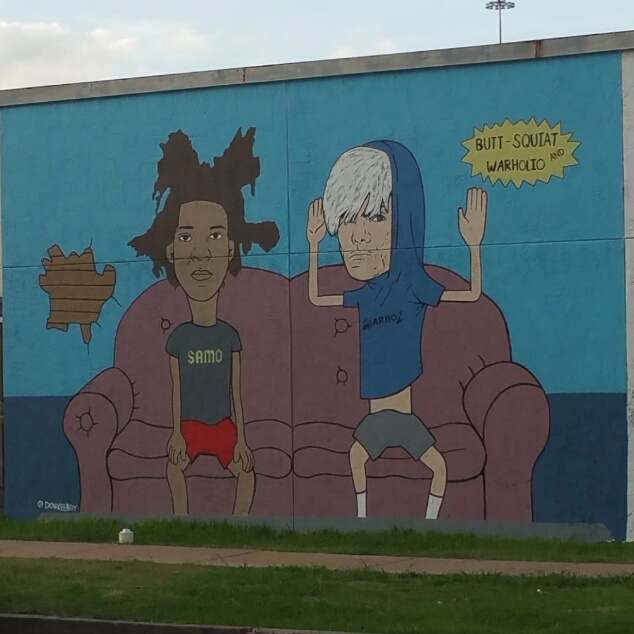 Butt-Squiat Warholio. dead - codenamesarah | ello