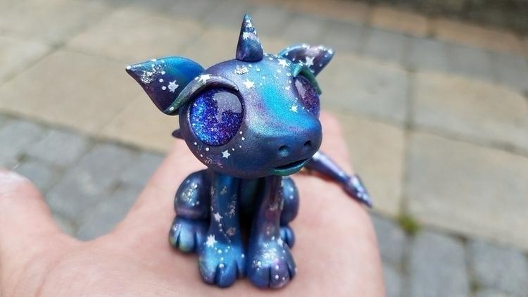 Galaxy Baby! sold, order. sculp - mysunkissedstudio | ello