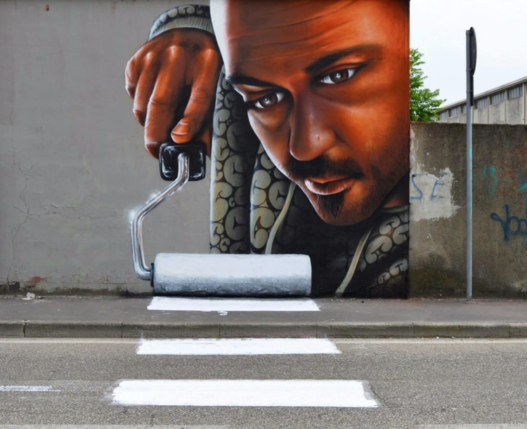 Brilliant Interactive Street Ar - decorkiki | ello