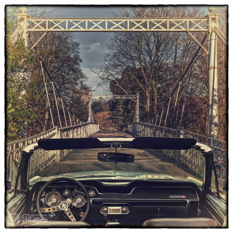 post earlier, struck bridge (ch - bisje | ello