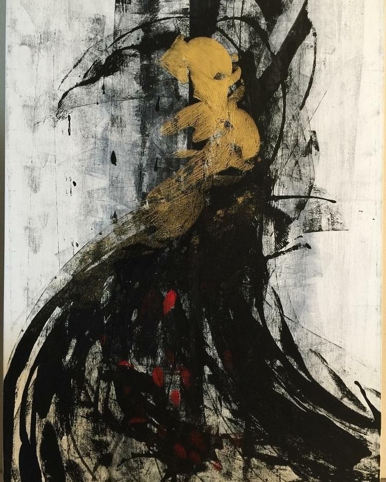 La flamenca - art, artes, twodreams - leoartdelta9 | ello