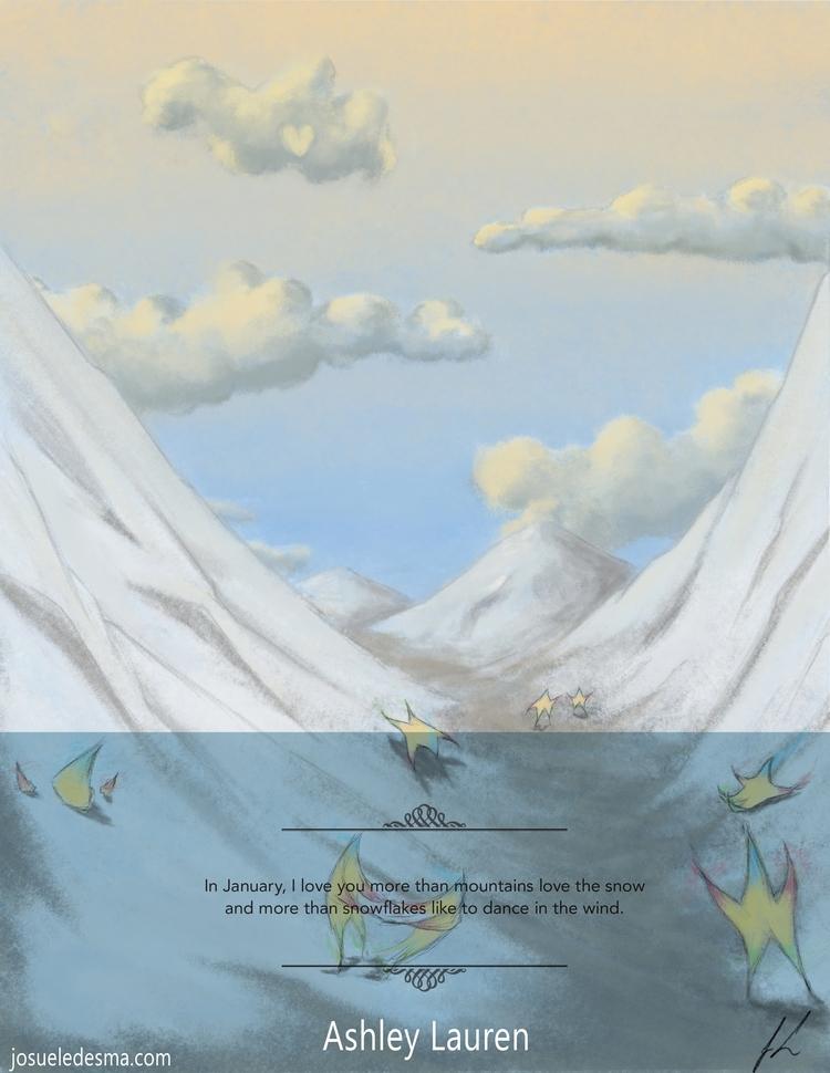 image book. based month natural - jl_illustration | ello