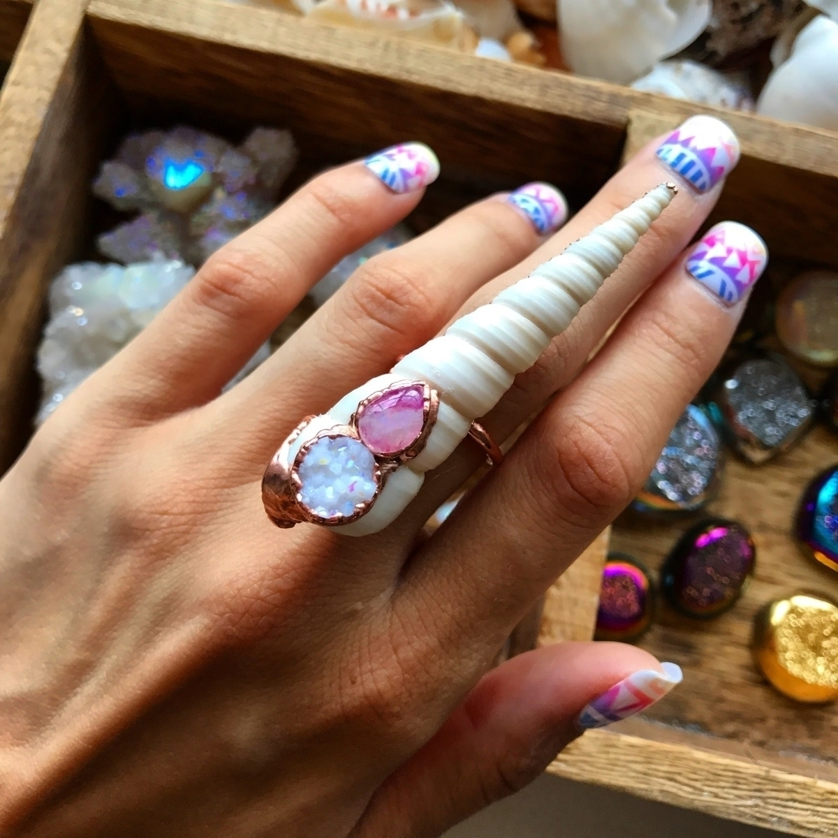 favorite Unicorn Ring collectio - auraluna | ello