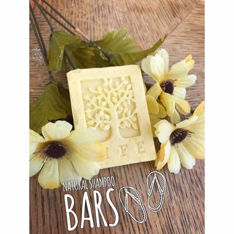 Introducing Natural Shampoo Bar - pinterestperfectpagan | ello