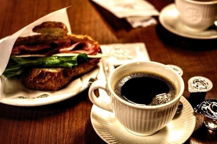 Shinjuku coffee - Cafe de Crie  - darcynicolson | ello