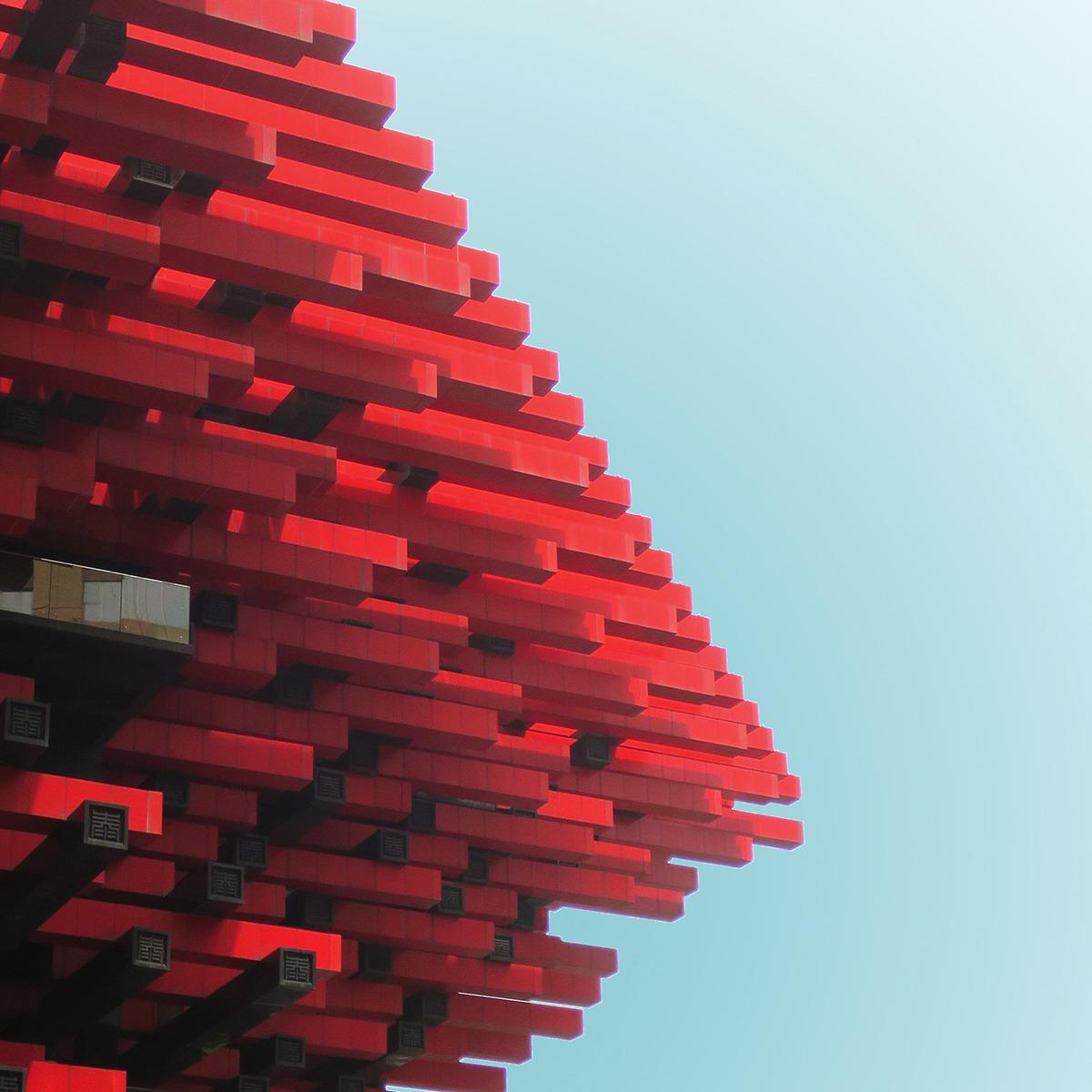 Architectural Blues Kris Provoo - palank | ello