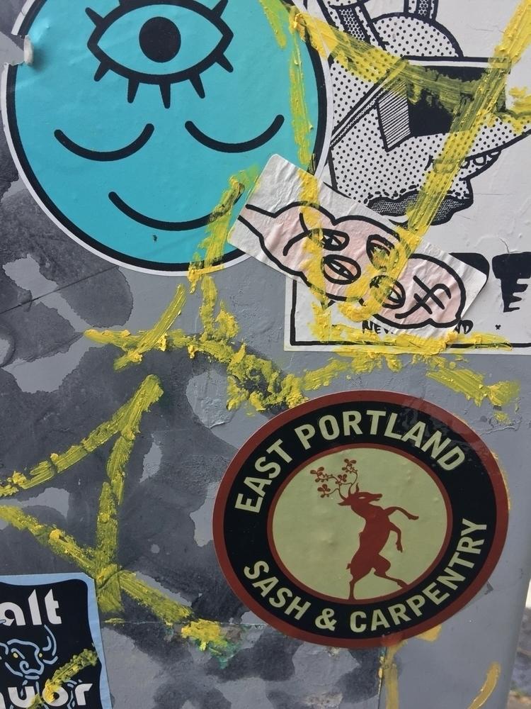 piece Portland - wokeface - underdogdj   ello