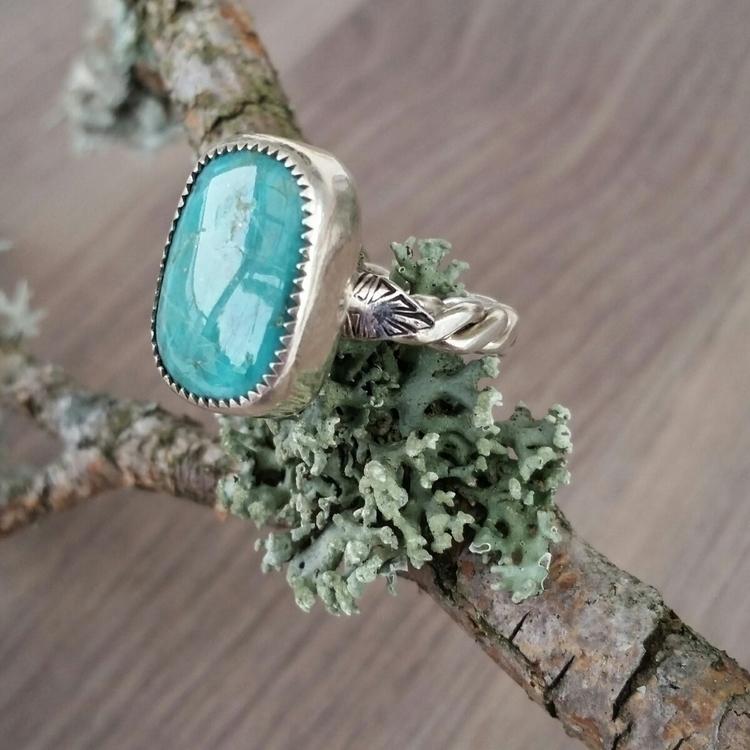 Sterling silver ring gorgeous t - pretiosadesign | ello