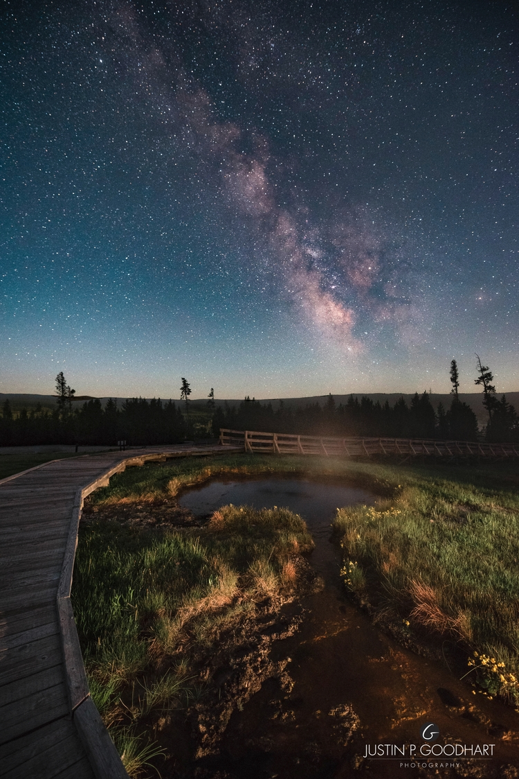 Exploring Yellowstone National  - jgoodhartphotography | ello