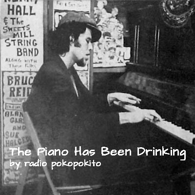 01.Tom Waits - Piano Drinking  - radiopokopokito | ello