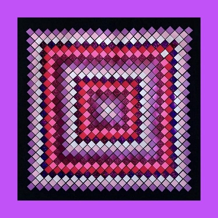 pattern coloured PINK MIX  - colors - lbxlb_studio | ello