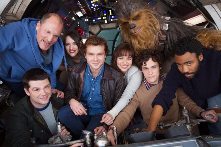 Star Wars Han Solo directors qu - bonniegrrl | ello