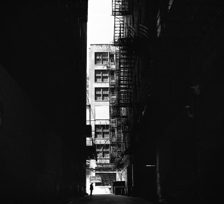 Chicago Backstreets 645 45mm Il - junwin | ello