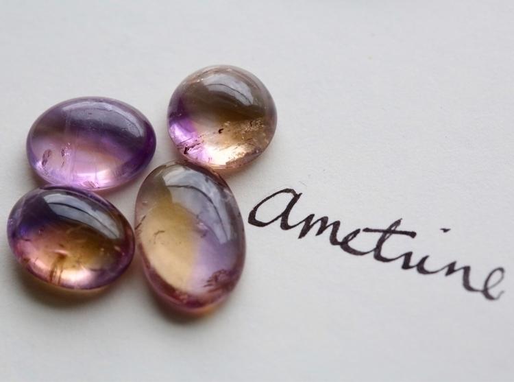 handfuls ametrine gemstone cabi - moonspinnershop | ello