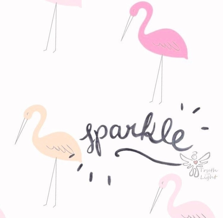 Word day SPARKLE - kidsfashion, candidchildhood - truth_to_light | ello
