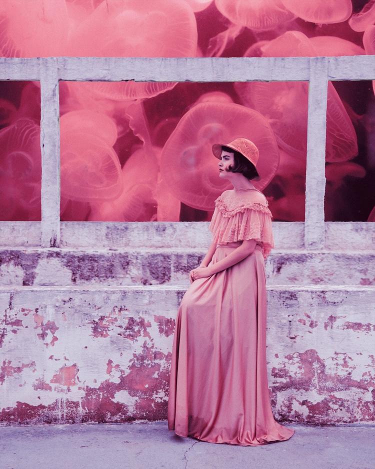 • Jellypink Instagram Prints - Abstract - dorianlegret | ello
