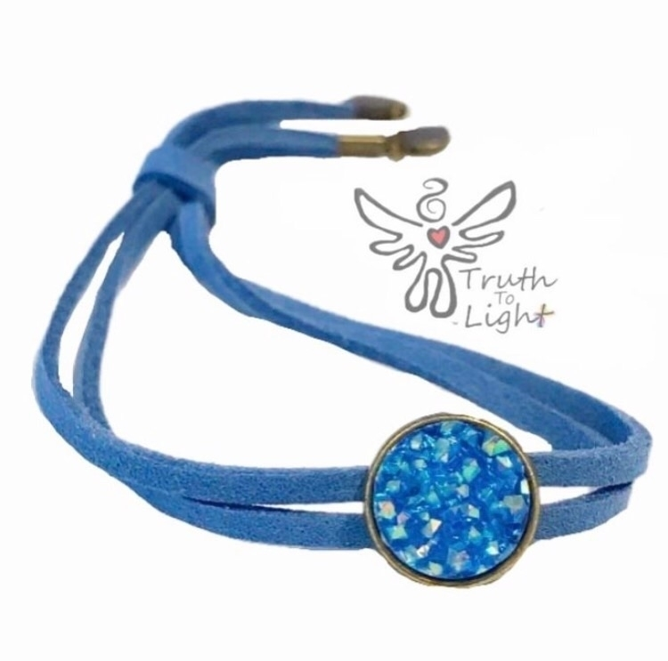 :blue_heart::gem:Indigo Druzy S - truth_to_light | ello