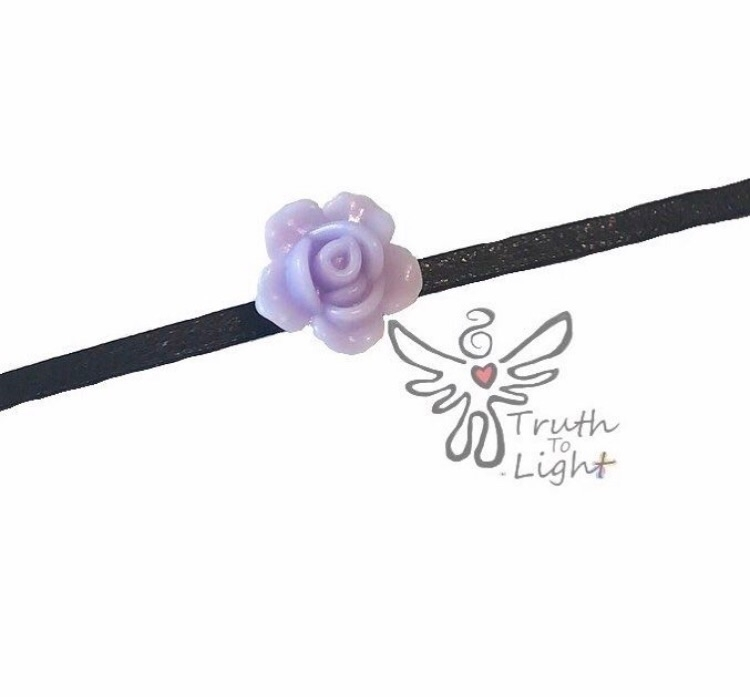 :purple_heart:Lavender Flower F - truth_to_light | ello