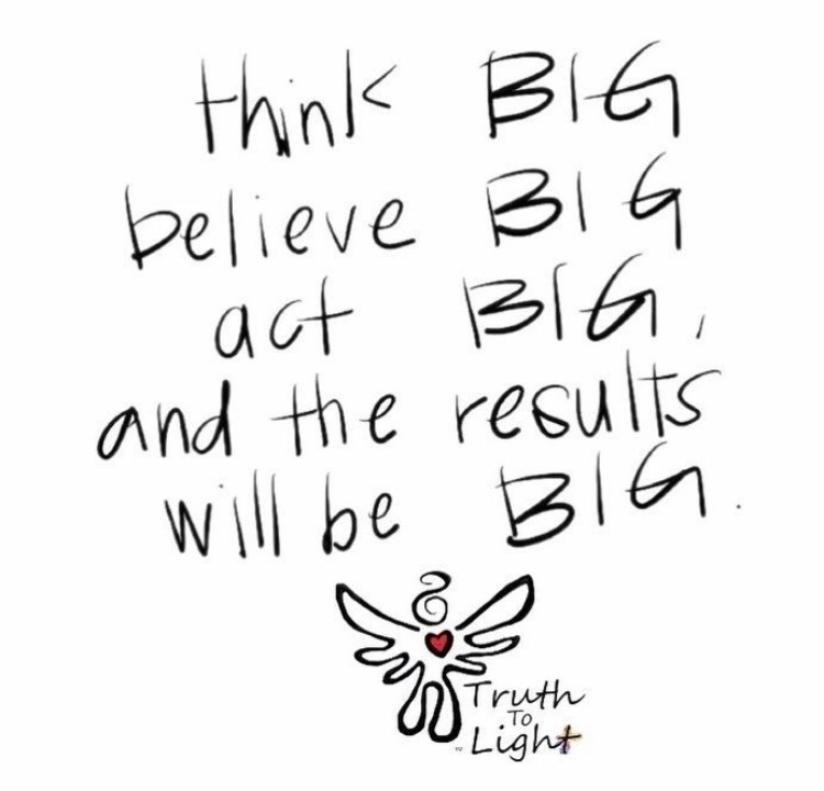 BIG. BIG.:innocent: Act BIG.:bl - truth_to_light | ello