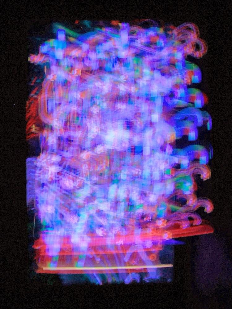 continuous flow born die - experimentation - azulaymarabi | ello