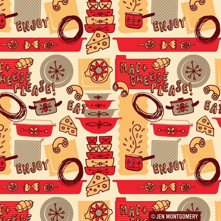 pattern collection inspired vin - jenmontgomery | ello