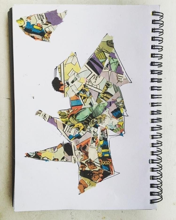Collage York - collage, travelart - jackthelad15 | ello