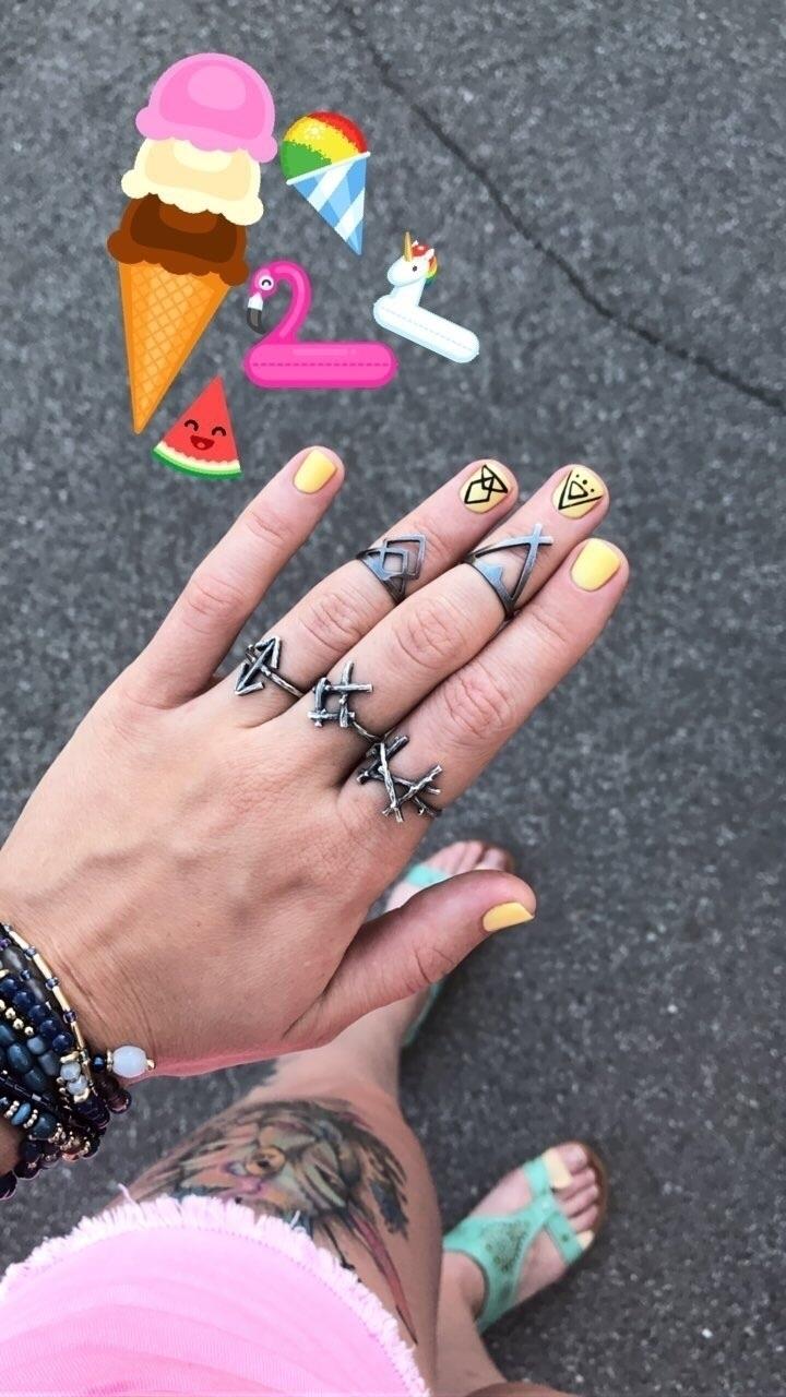 rings - ellenrococo | ello
