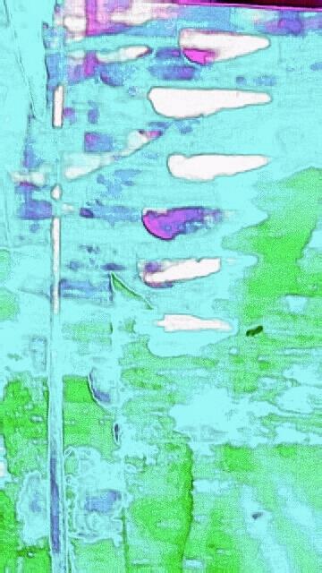 Broken silence  - art, abstract - dauntingr | ello