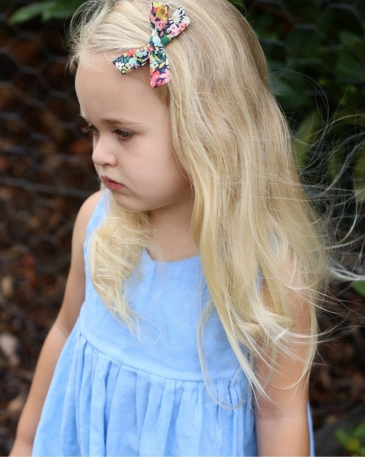 restocked 'Grace' Liberty Hair  - dotty_dandelion | ello