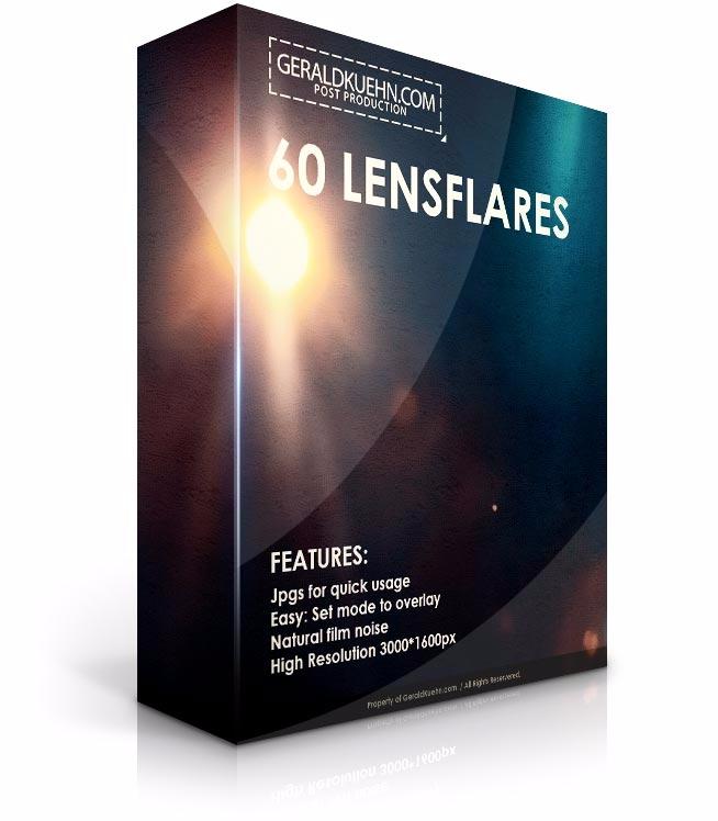 released package: Grab - lensflare - gerald_kuehn   ello