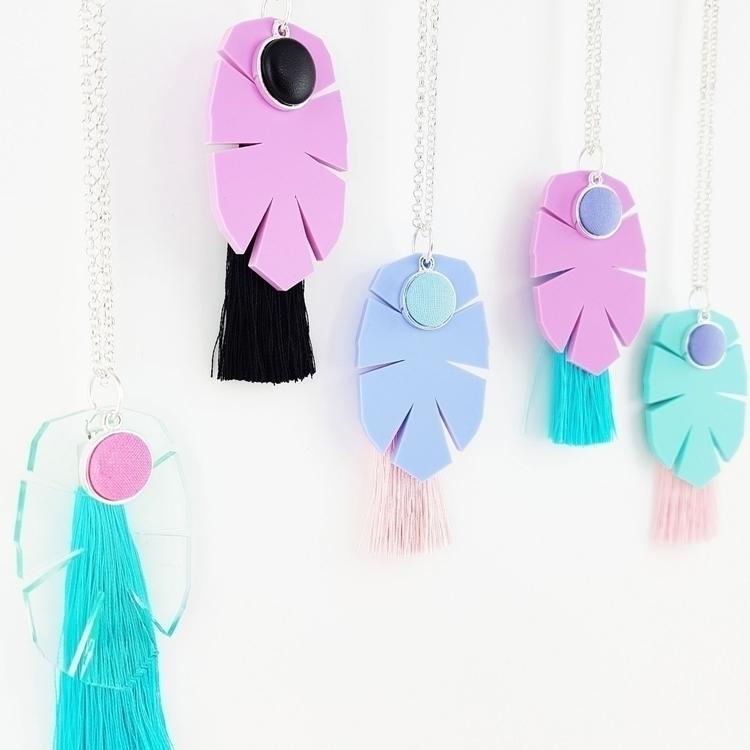 delicious range pastel necklace - lionaleedesigns | ello