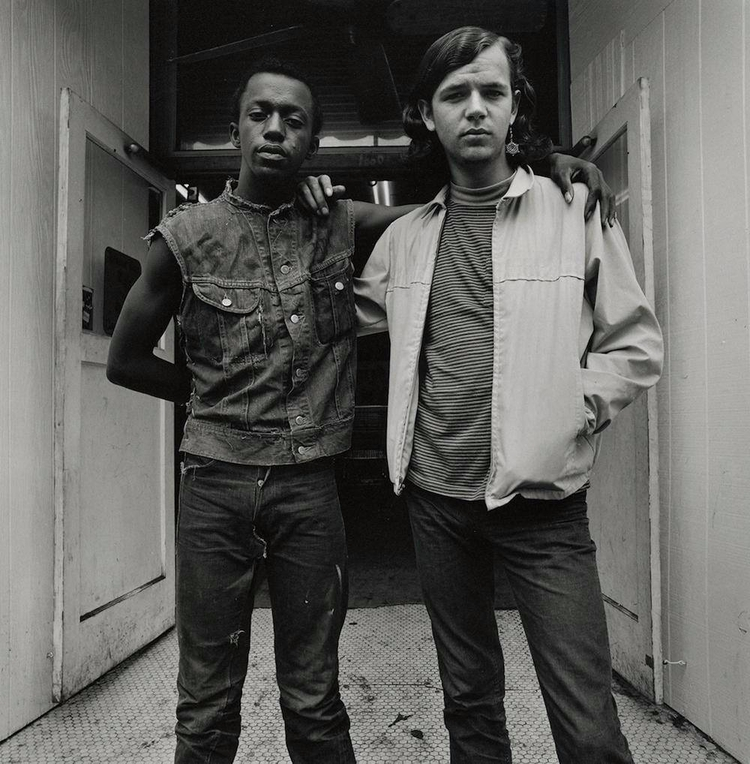 Friends, Haight Street, 1968. P - pjsmith | ello