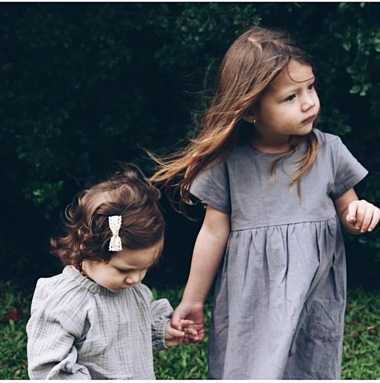 sweet sisters matching outfits  - babybowclub | ello